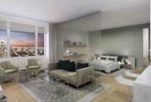 Thiết kế nội thất theo phong cách nam tính