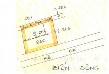 Khu Biệt Thự 4 lô xã Cần Thạnh, huyện Cần Giờ, Cơ hội vàng để mua đất tại Cần Giờ